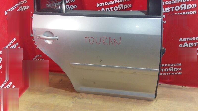 Стекло боковое Volkswagen Touran AXW 2004 заднее правое заднее правое