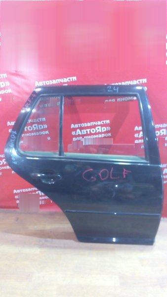 Дверь боковая Volkswagen Golf 4 AUM 2004 задняя правая цена за голую.