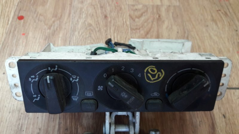 Блок управления климат-контролем Mitsubishi Toppo Bj H42A 1999
