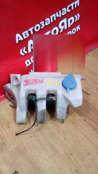 Бачок стеклоомывателя Suzuki Jimny JB23W K6A 2 насоса, насосы есть