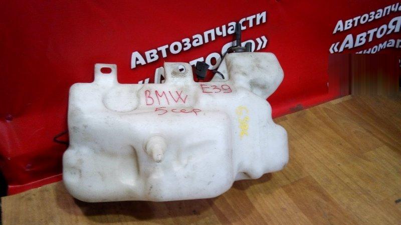 Бачок стеклоомывателя Bmw 528I E39 на 2 насоса, есть 1 насос