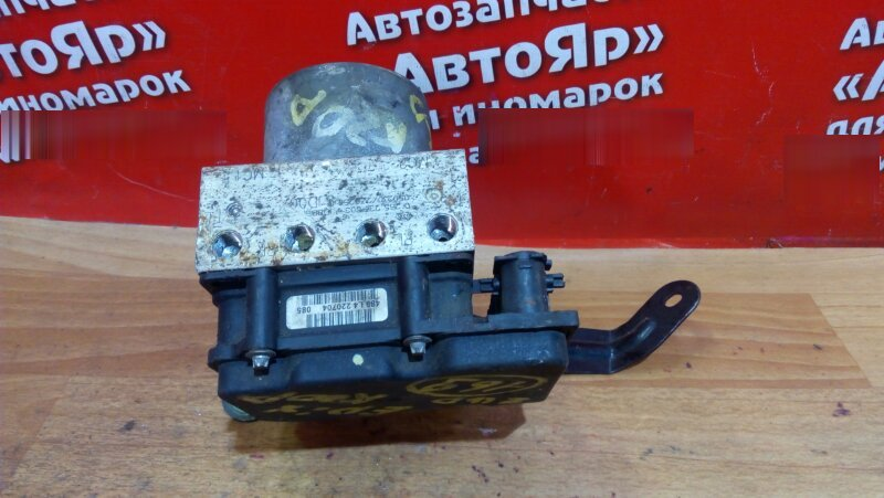 Блок abs Honda Edix BE3 K20A 2005 передний 2WD