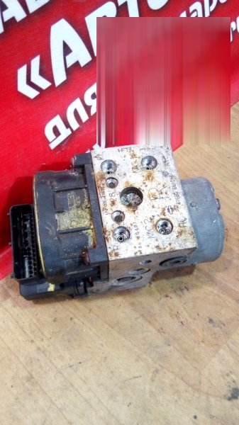 Блок abs Nissan Sunny FB15 QG15DE 1999 передний 4WD. 47660-6N101
