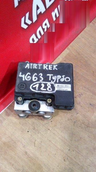 Блок abs Mitsubishi Airtrek CU2W 4G63T 2002 4WD