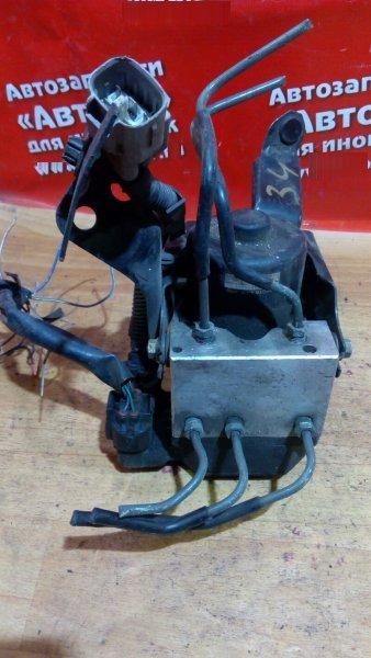 Блок abs Toyota Chaser GX100 1G-BEAMS 1999 передний