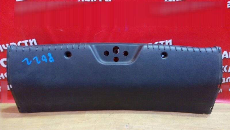 Накладка багажника Ford Mondeo Iii LCBD накладка на замок багажника черная