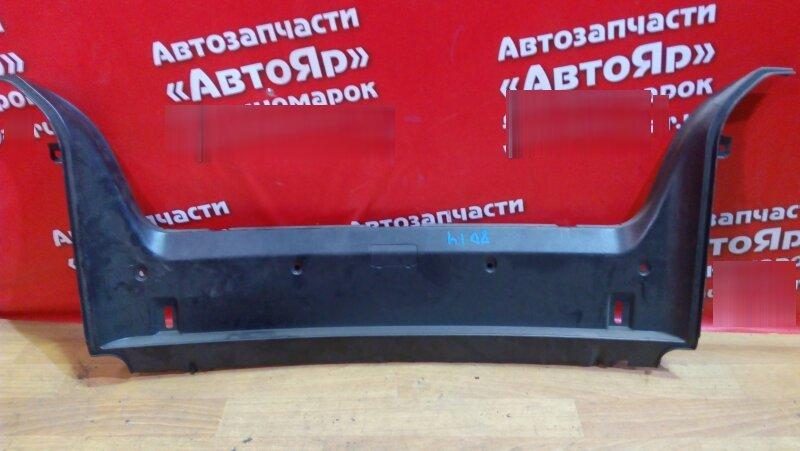 Накладка багажника Bmw 528I E39 M52 накладка на замок багажника черная