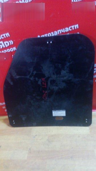 Полка багажника Toyota Premio NZT240 1NZ-FE черная пластик