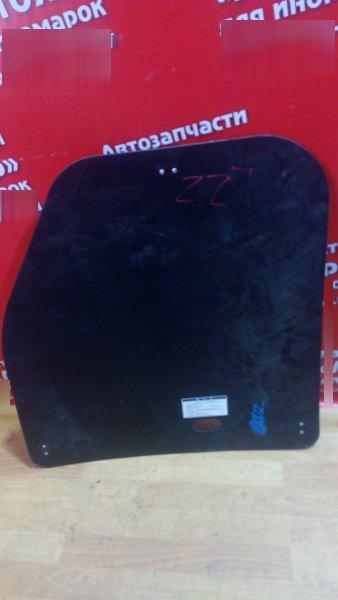Полка багажника Toyota Allion ZZT240 1ZZ-FE черная пластик