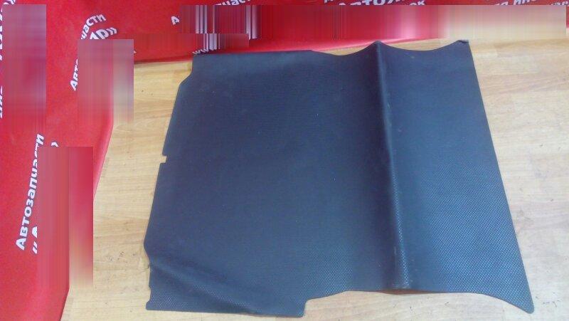 Полка багажника Bmw 318I E46 M43 черный+ коврик багажника серого цвета