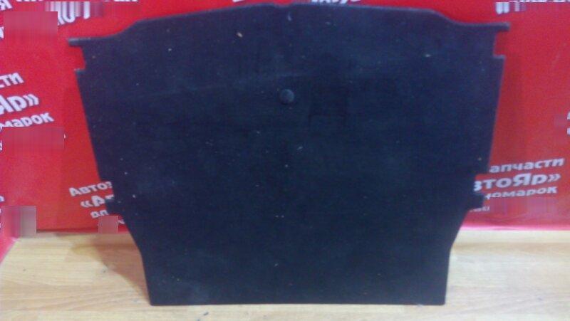 Полка багажника Bmw 318I E46 M43 черный