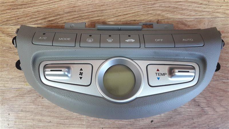 Блок управления климат-контролем Honda Airwave GJ1 L15A 2005