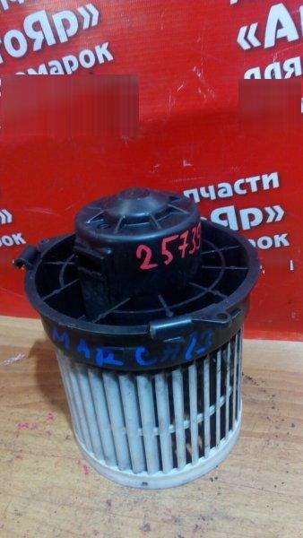 Вентилятор (мотор отопителя) Nissan March K13 HR12DE 2011