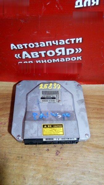 Блок управления abs Toyota Prius NHW20 1NZ-FXE 2006 89540-47090