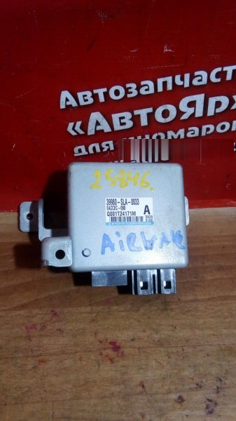 Блок управления рулевой рейкой Honda Airwave GJ1 L15A 2005 39980-SLA-0033