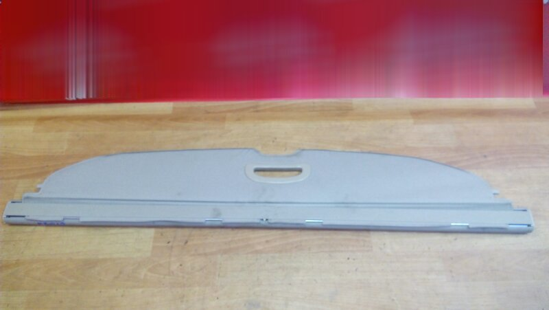 Шторка багажника Toyota Vista Ardeo SV50G 3S-FSE 2000 светлая