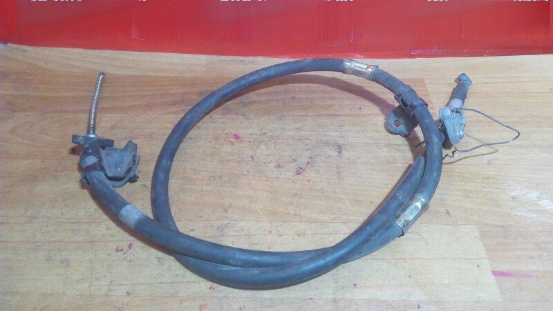 Тросик ручника Toyota Altezza GXE10W 1G-FE задний левый