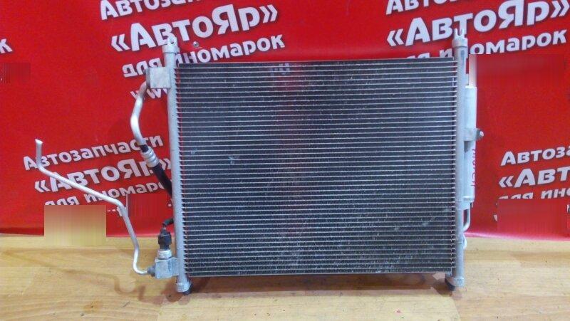 Радиатор кондиционера Nissan March K13 HR12DE 2011