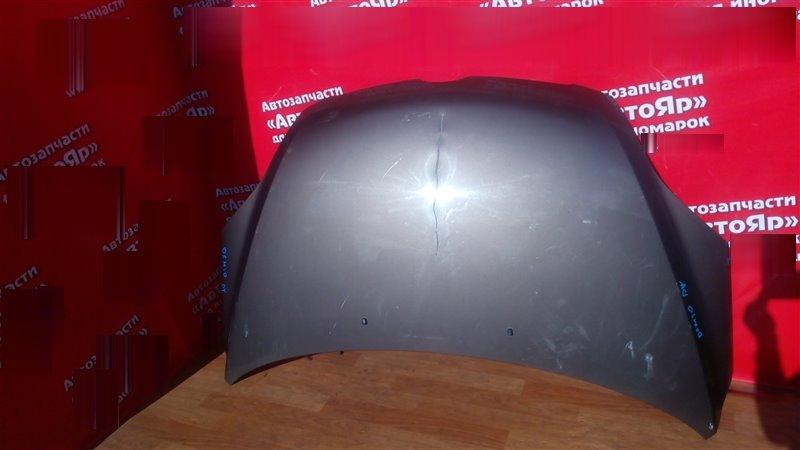 Капот Mazda Demio DY3W ZJ-VE 2006 дефект на фото, 2 модель