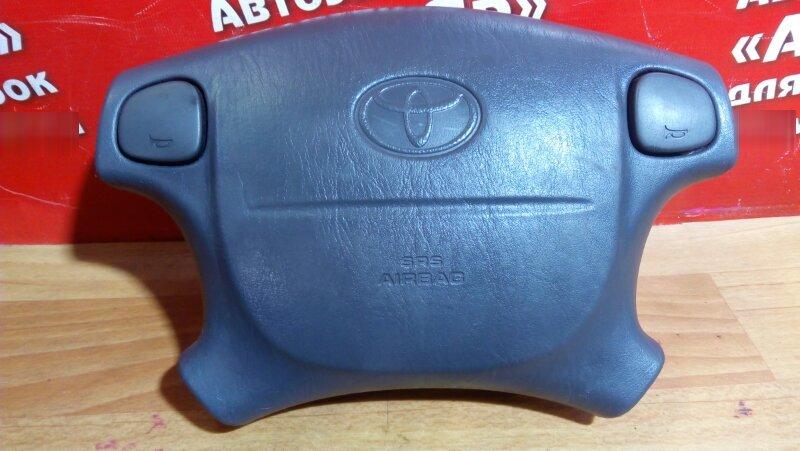 Airbag на руль Toyota Corsa EL53 5E-FE 1997 4 спицы, с патроном
