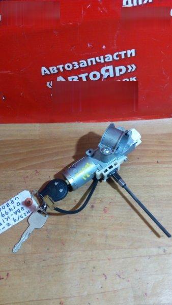 Замок зажигания Nissan March K13 HR12DE 2011 2 ключа