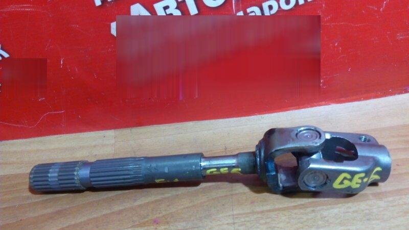 Рулевой карданчик Honda Fit GE6 L13A 2008