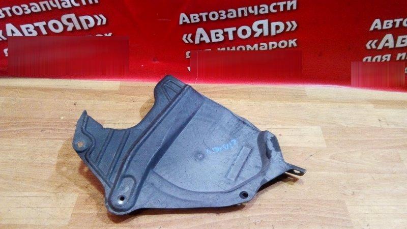 Защита двигателя Nissan Liberty RM12 QR20DE 2004 левая боковая