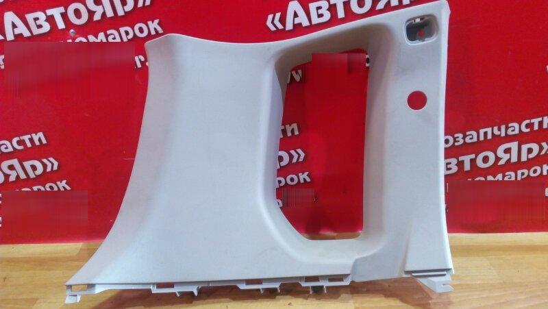 Накладка пластиковая в салон Toyota Avensis AZT250 1AZ-FSE левая накладка багажника верх серая