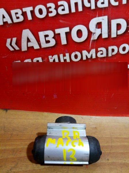 Рабочий тормозной цилиндр Nissan March K13 HR12DE 2011 правый