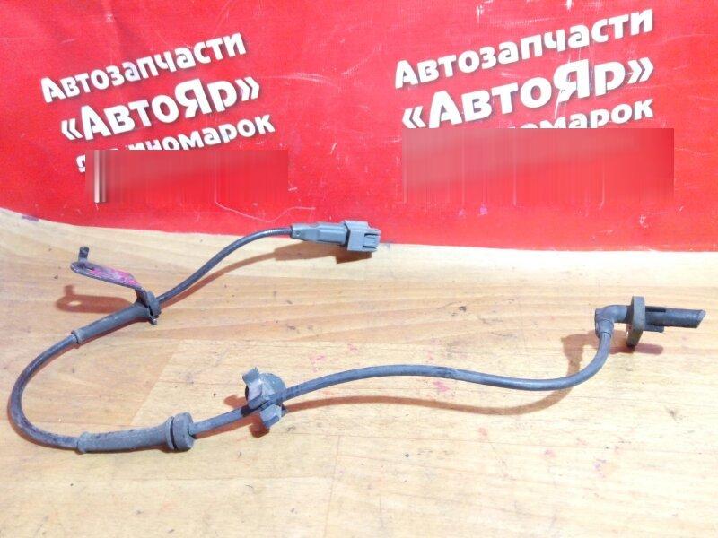 Датчик abs Nissan March K13 HR12DE 2011 задний левый