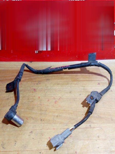 Датчик abs Nissan Avenir PW11 SR20DE задний правый отломан кусочек фишки