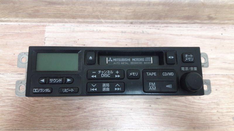 Магнитола Mitsubishi Lancer CS2A 4G15 2000