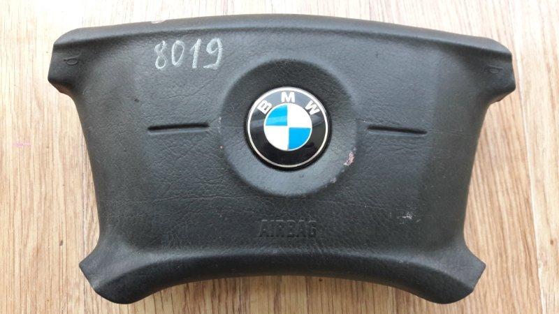 Airbag Bmw 318I E46 M43 заглушка, черный, рестайл