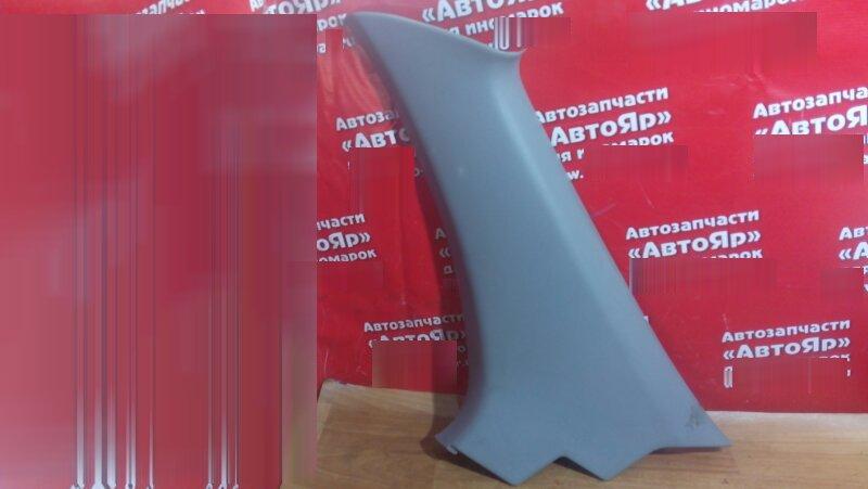 Накладка пластиковая в салон Honda Integra DB6 ZC задняя правая накладка на заднюю стойку
