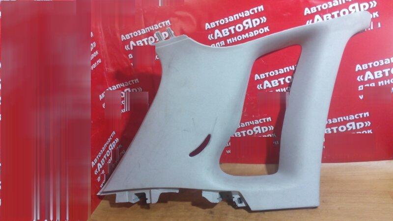 Накладка пластиковая в салон Volkswagen Polo 9N BBY задняя левая накладка на заднюю стойку