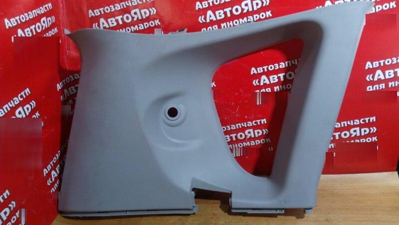Накладка пластиковая в салон Mercedes Clk200 W208 M111.945 задняя левая накладка на заднюю стойку