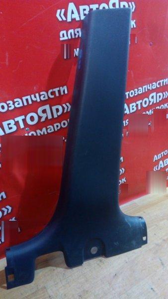 Накладка пластиковая в салон Mitsubishi Colt Z27A 4G15 правая накладка на среднюю стойку низ