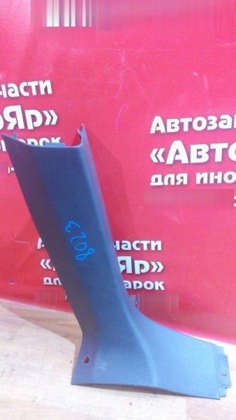 Накладка пластиковая в салон Mercedes Ml270 W163 OM612.963 левая накладка на среднюю стойку низ