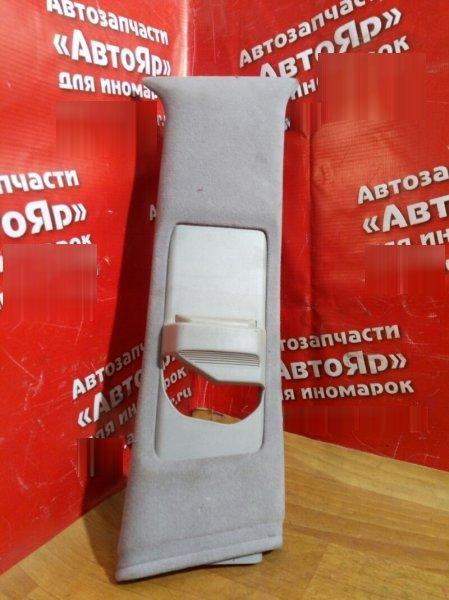 Накладка пластиковая в салон Mercedes C200 W203 111.955 правая накладка на среднюю стойку верх
