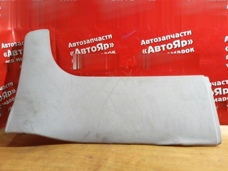 Накладка пластиковая в салон Mercedes C200 W203 111.955 левая A2036900550, на крышу задняя левая