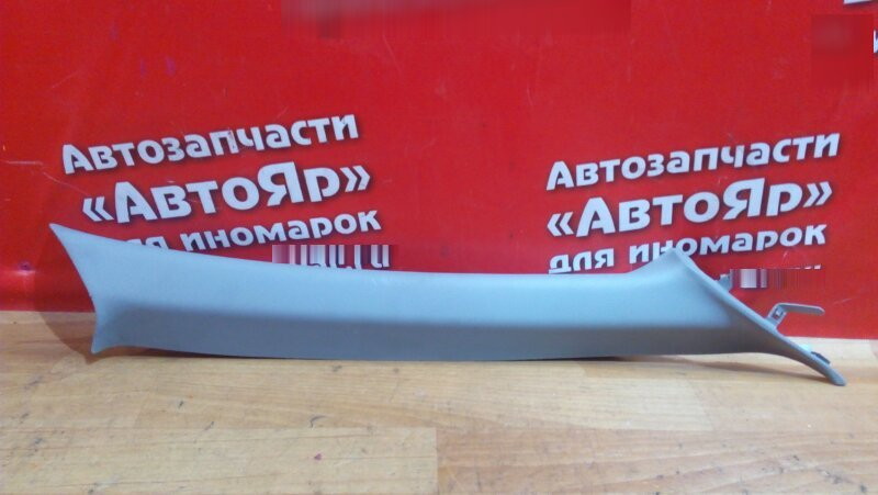 Накладка пластиковая в салон Mitsubishi Lancer Cedia CS2A 4G15 передняя правая на переднюю стойку
