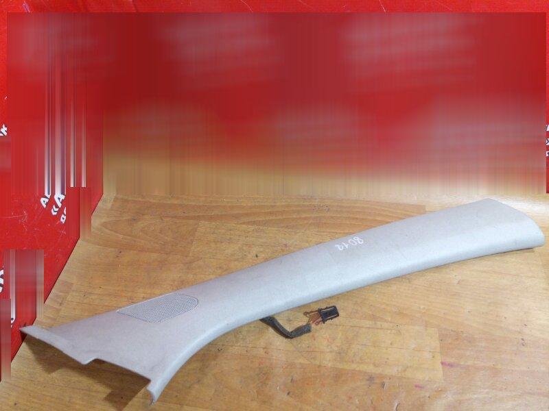 Накладка пластиковая в салон Volkswagen Polo 9N3 BBY передняя правая на переднюю стойку