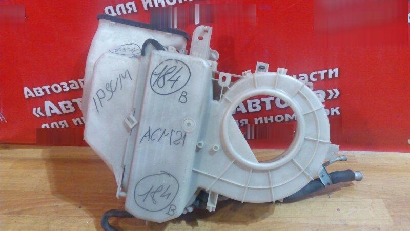 Корпус вентилятора отопителя Toyota Ipsum ACM21 2AZ-FE 2001 задний корпус кондиционера