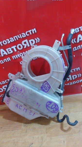 Корпус вентилятора отопителя Toyota Ipsum ACM21 2AZ-FE 2001 задний корпус кондиционера с