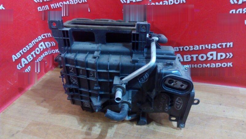 Корпус вентилятора отопителя Honda Accord CM2 K24A 2003 корпус с двумя радиаторами