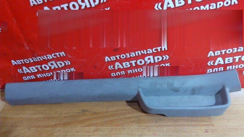 Накладка пластиковая в салон Nissan Sunny FB15 QG15DE 2001 передняя правая на порог