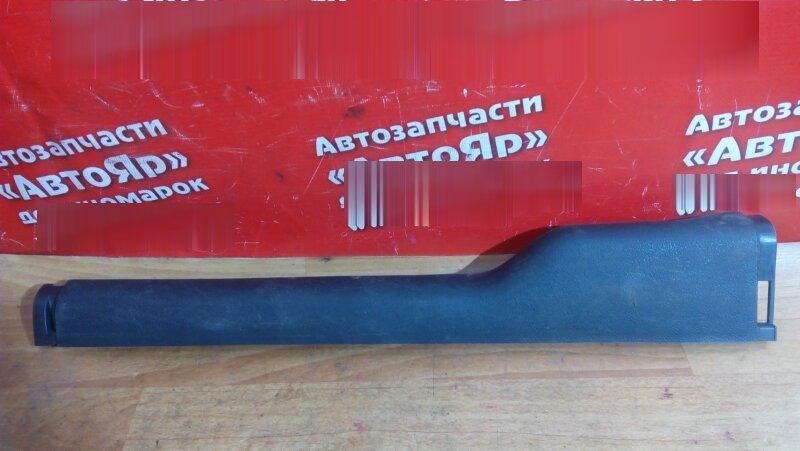 Накладка пластиковая в салон Honda Airwave GJ1 L15A задняя правая на порог