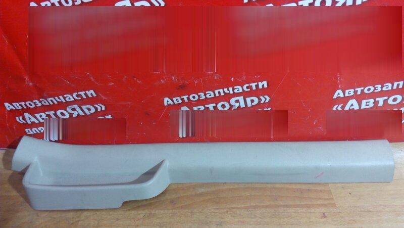 Накладка пластиковая в салон Nissan Sunny FB15 QG15DE 2001 передняя левая на порог