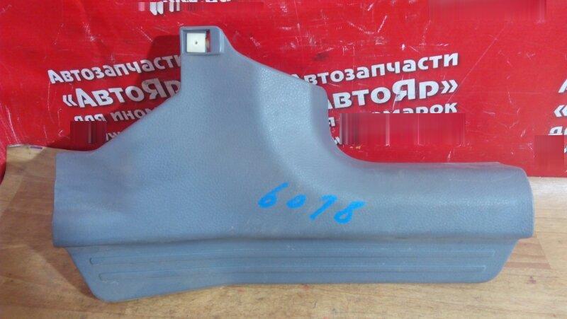 Накладка пластиковая в салон Mitsubishi Airtrek CU4W 4G64 2003 задняя правая на порог