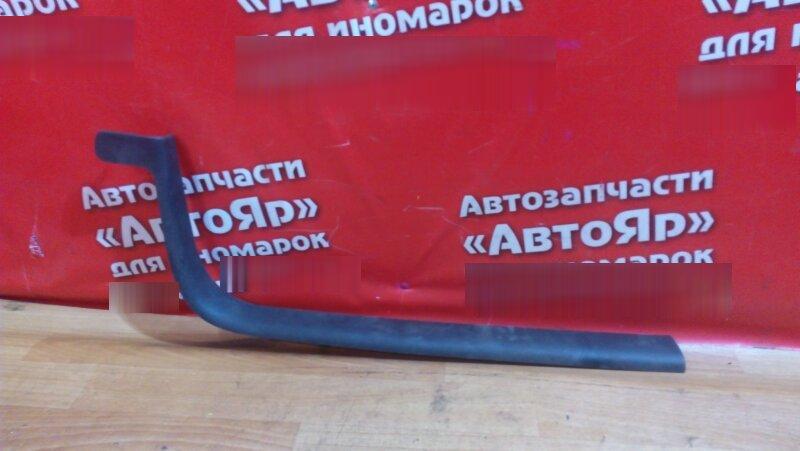 Накладка пластиковая в салон Peugeot 307 2004 передняя правая на порог